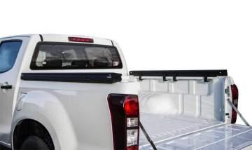 Extension de benne avec porte échelle pliant proche du Cap Ferret