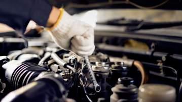 Entretien de véhicule dans votre garage auto