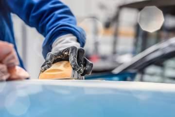 Préparation de véhicule pour rallyes