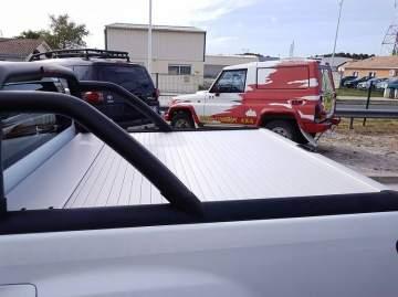 Isuzu D-Max 2.5 4X4 CREW CAB QUASAR A