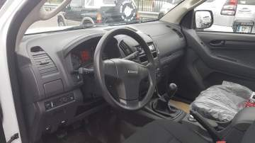 Isuzu D-Max SINGLE CAB 1.9 4X4 SATELLITE BENNE HYDRAULIQUE