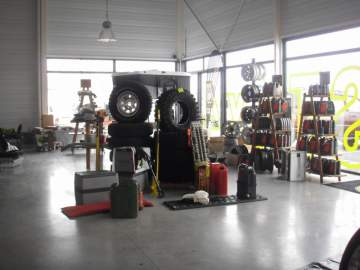 Equipement pour véhicule 4x4 pas cher proche Bordeaux