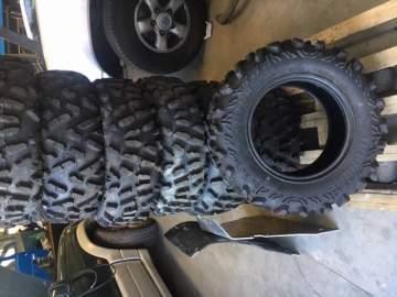 Ou trouver des pneus Terache Atlas pour SSV/Quad pour Yamaha 1000R YXZ proche Audenge